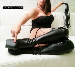 Fetichismo de botas altas 7