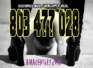 DOMINA AMA BENTLEY BDSM 803 WEBCAM REAL