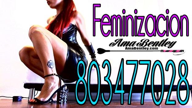 FEMINIZACION POR SKYPE 803 REAL