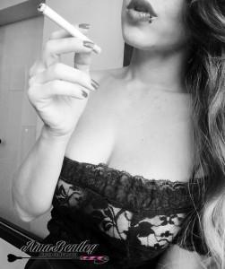 FETICHISMO DE FUMAR O SMOKING FETISH