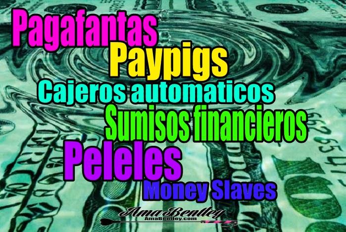 REGALOS DE MIS SUMISOS FINANCIEROS, PELELES Y PAGAFANTAS 11