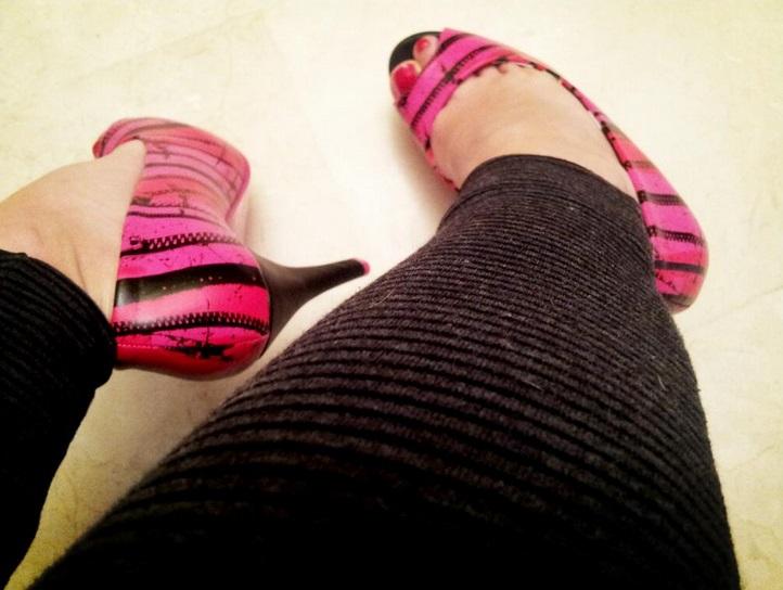 esmegmabitch zapatos high heels
