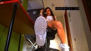 video shoe fetish y joi